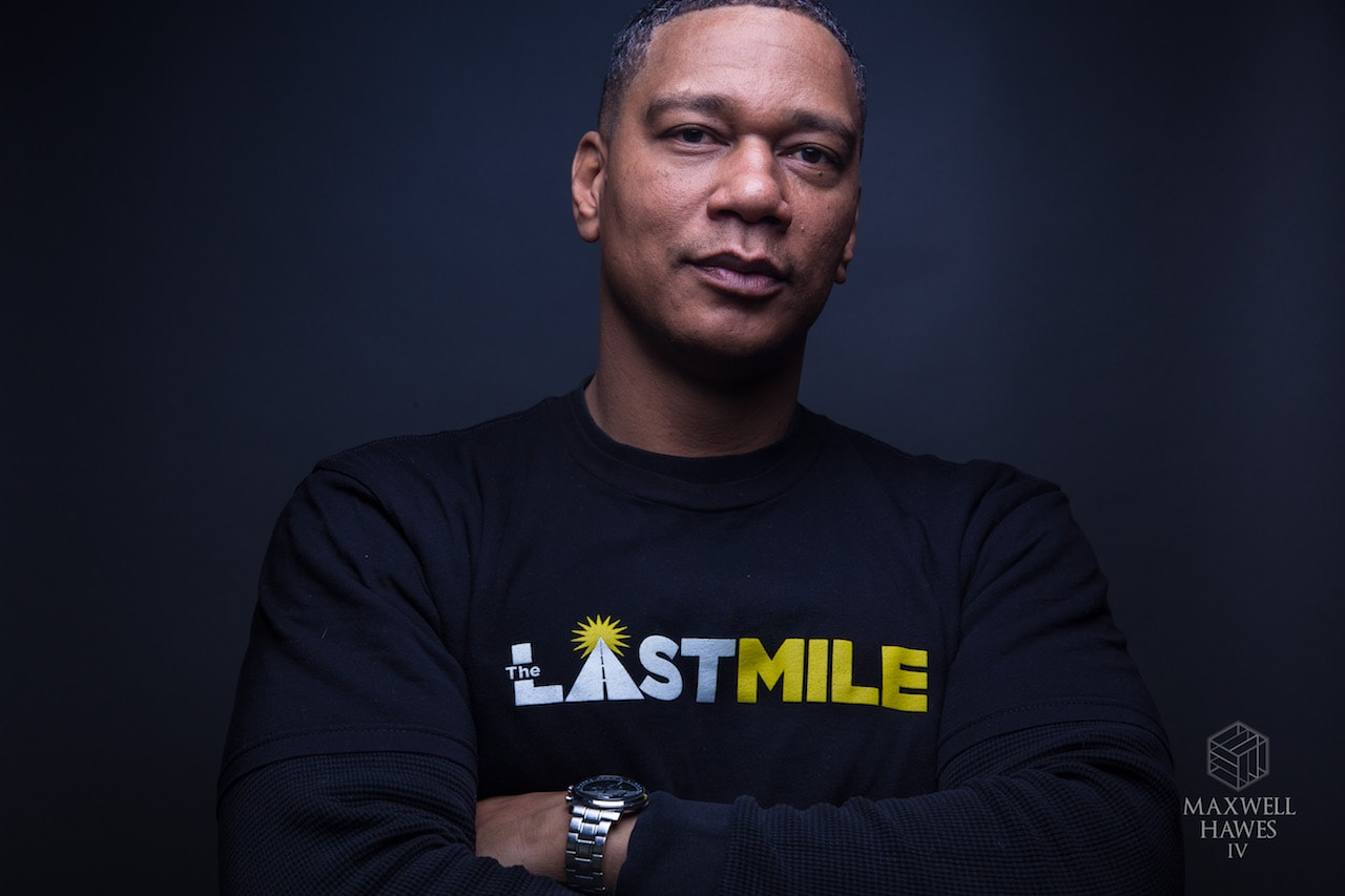 #31: Kenyatta Leal – Surviving San Quentin Prison By Walking The Last Mile into a Job in Tech
