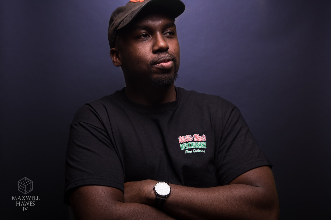 #33: Stevon Cook – From Public Housing to bringing Tech Training through Mission Bit