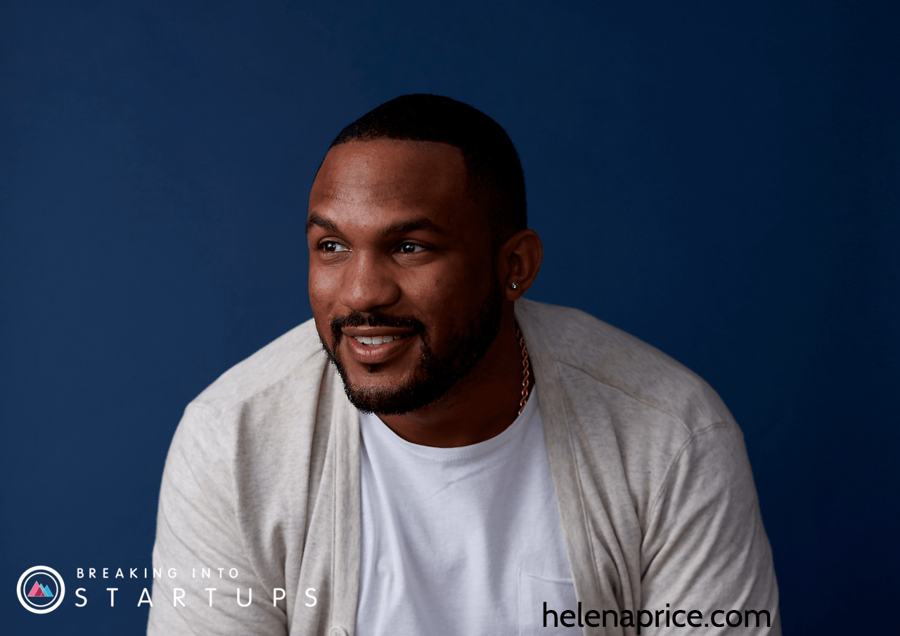 #35: Everette Taylor – How a 17-year-old who was homeless in High School rose to become the Chief Marketing Officer at Skurt