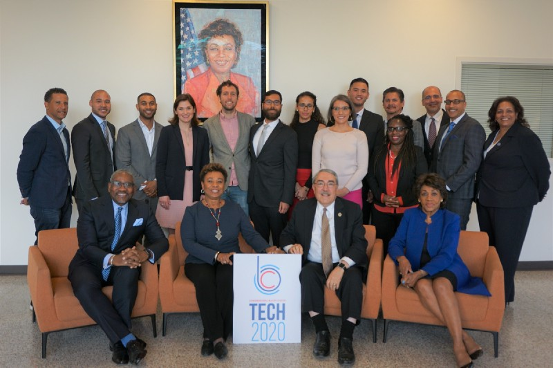 #86: Special Report – Congressional Black Caucus's Tech 2020 Initiative on Future of Work