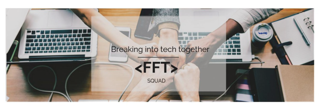 #116: FFTSquad –  A Career Karma Squad of Highly Motivated People Breaking Into Tech Together
